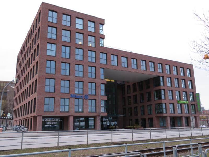 Karmel Translations Büro Gebäude in Kiel
