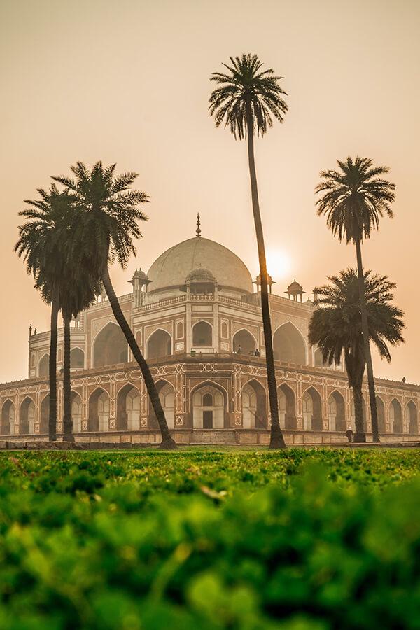 Humayun-Mausoleum in Delhi, Indien