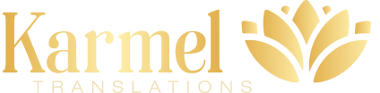 Karmel Translations logo png